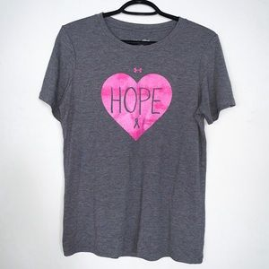 Under Armour • Breast Cancer Awareness TShirt